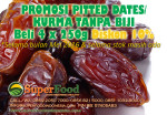 Dates Pitted Promotion