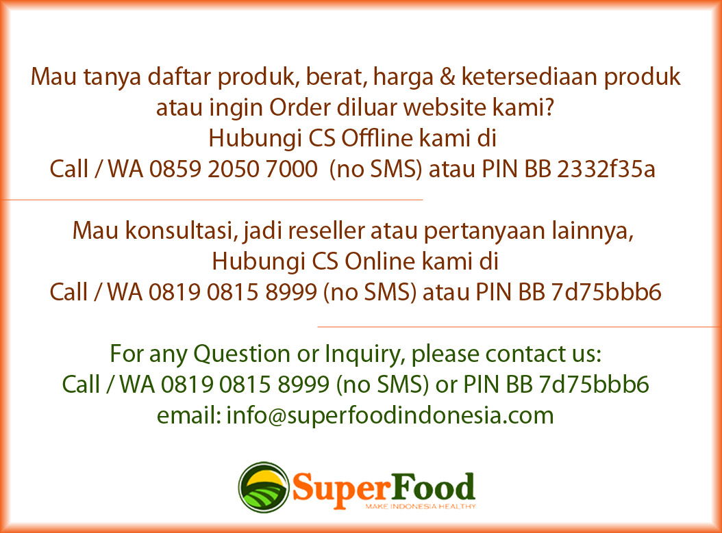 SuperFood Indonesia