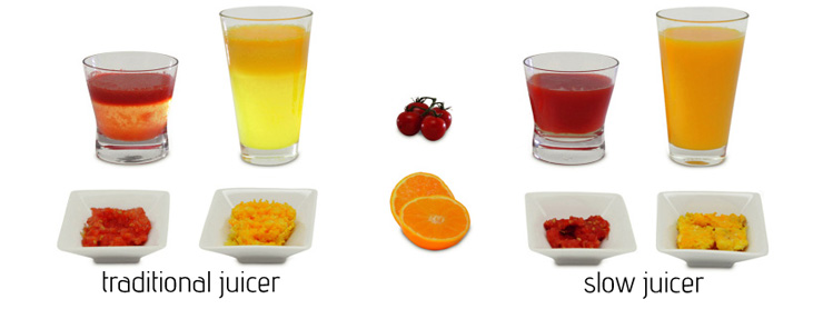 Slow Juicer Vs Traditional Juicer : Perbedaan Slow Juicer vs Juicer - SuperFood Indonesia