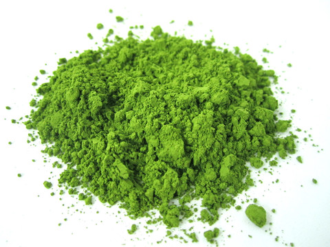 matcha extract powder