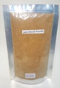 Jahe Merah powder 50g