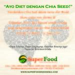 """""""Ayo Diet dengan Chia Seed"""""""