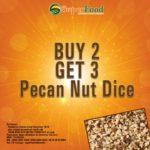 Promo Pecan Nut Dice – Desember 2016