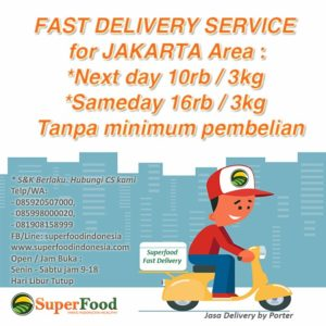 FAST DELIVERY JAKARTA